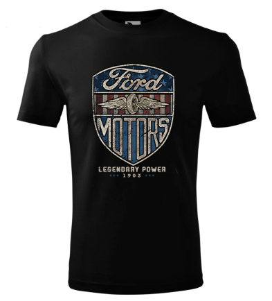 Tričko - Ford Motors